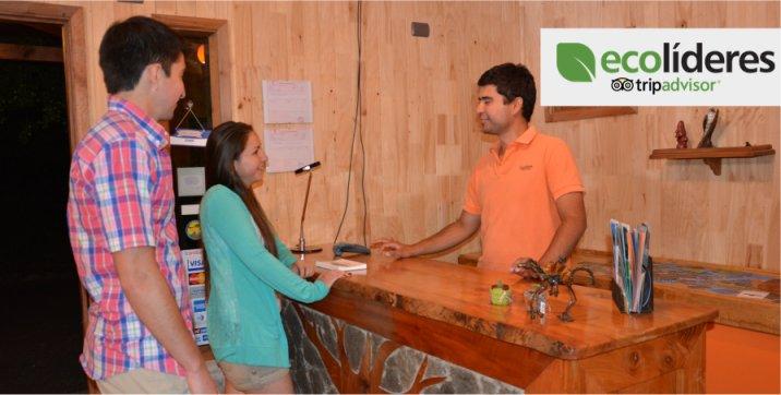 Turismo Curalemu ha Conseguido el Estado de EcoLider de Tripadvisor